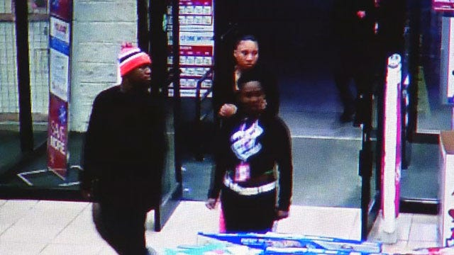 OKC Police On The Lookout For Violent Retail Thieves