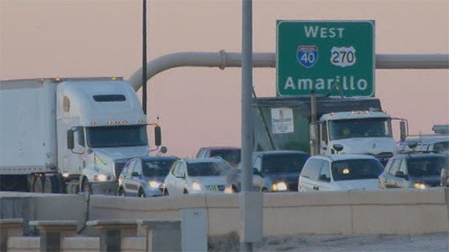 Eastbound I-40 Reopens After Multiple Accidents