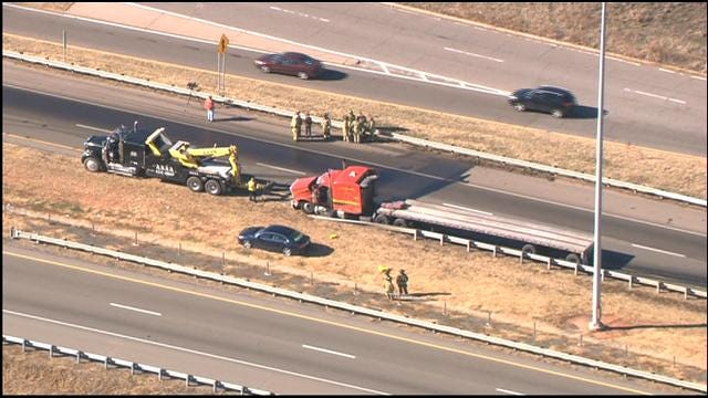 Southbound I-35 In NE OKC Reopens Following Crash