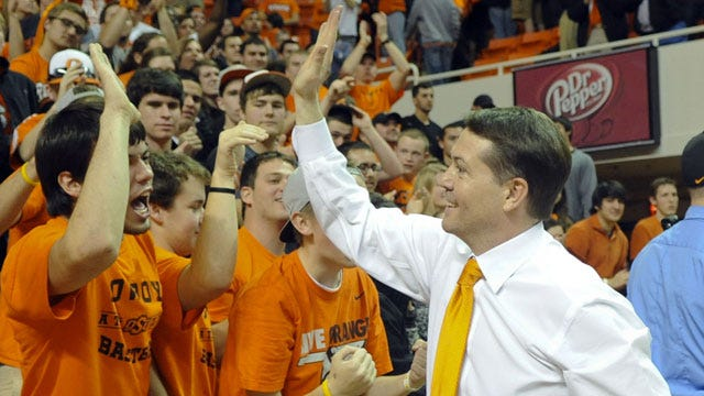 Bedlam Showing A Rebirth Of College Hoops In Oklahoma