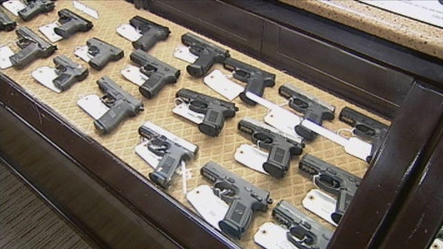 Cleveland Co. Sheriff Says He Won't Enforce Government Instituted Gun Ban