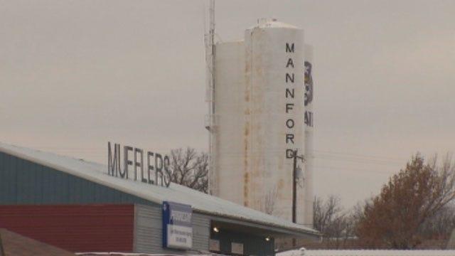 Small Town Mannford Has Housing Boom
