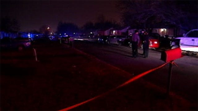 Drive-By Shooting In SW OKC Sends One To Hospital