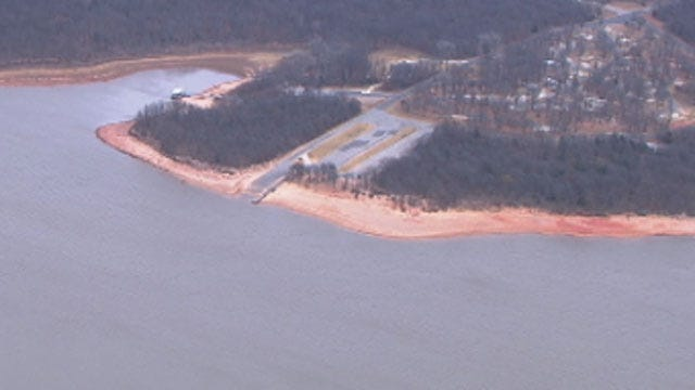 Lake Thunderbird Dangerously Low, Congress Allows Additional Water Source