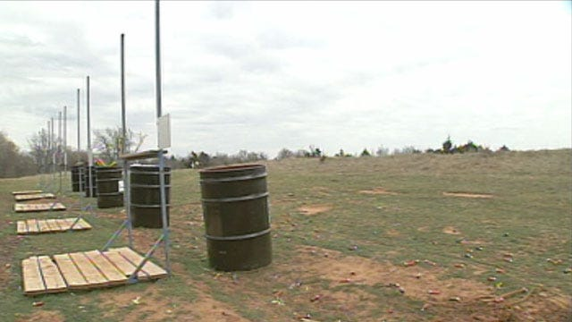 Proposed Gun Range Has Some SE OKC Residents Up In Arms