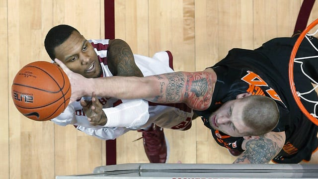 Sooners Use Hot Shooting To Down Cowboys In Bedlam