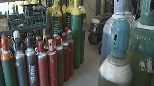 Worldwide Helium Gas Shortage Affects OKC Businesses