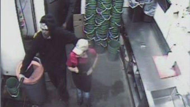 Police Search For Gunmen Who Robbed Edmond Restaurant