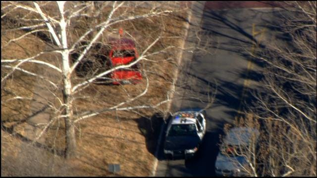 Two Arrested After High-Speed Chase In NW OKC