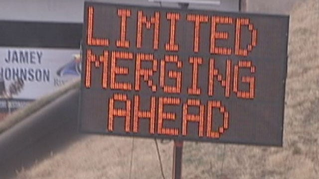 ODOT Working To Change Dangerous Portion Of I-35 North