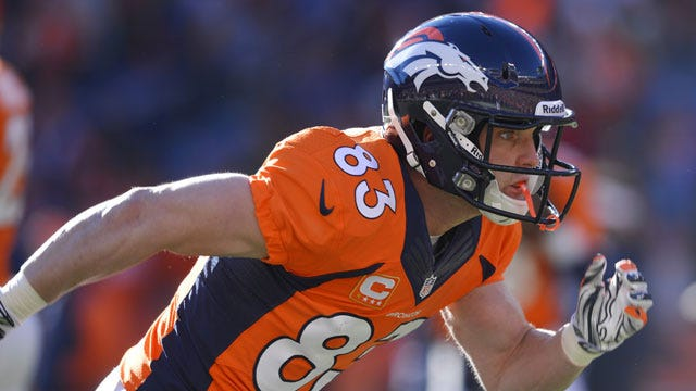 Wes Welker Goes One-On-One With Kelly Ogle