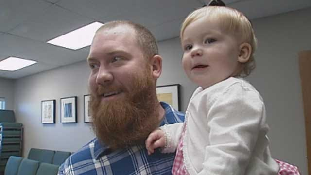 Men In Edmond Are Growing Their 'Beards For The Blanchards'