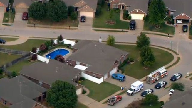 Man Nearly Drowns In Family Pool In SW OKC
