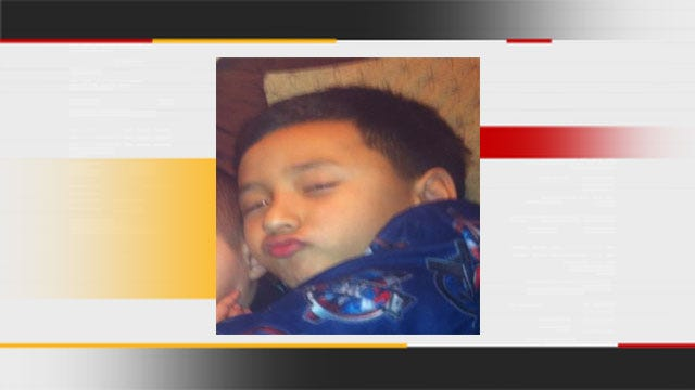 Mom, Boyfriend Charged With Child Neglect In Death Of OKC Boy