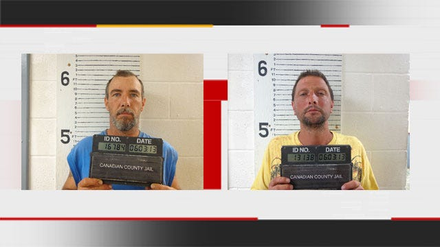 Multiple Looters Busted Near El Reno