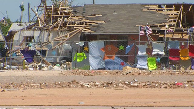 Moore Mayor Talks City's Recovery One Month After Deadly Storm