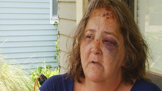 OKC Police Investigate Second Brick Attack In Less Than A Week