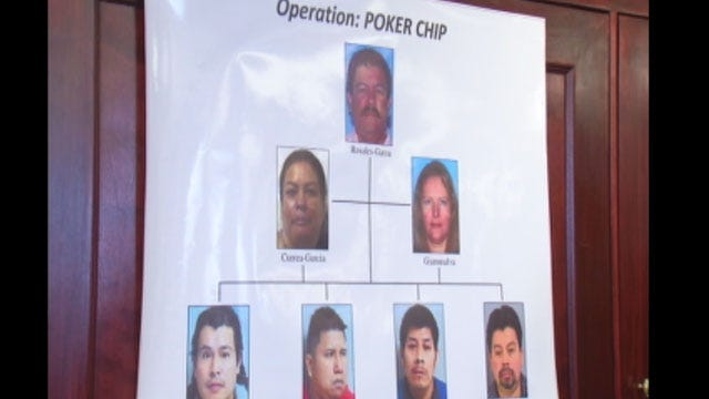 Eight Sentenced In Human Trafficking Ring In OKC, Tulsa