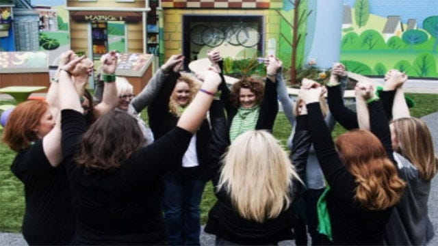 Metro Moms To Shave Heads In Support Of Kids With Cancer