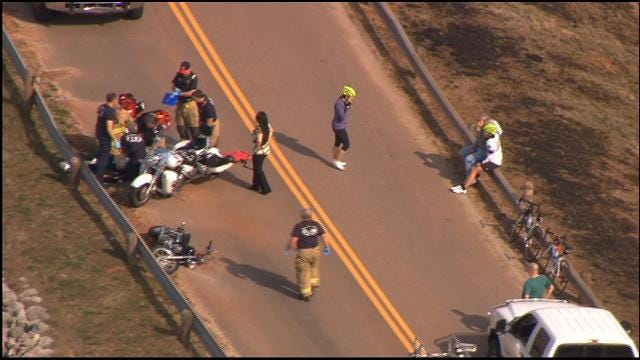 Two Killed In Separate Accidents Near Lake Stanley Draper