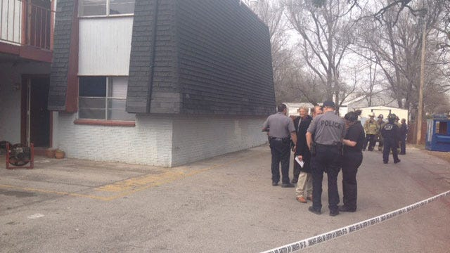 Cause Of Death Sought For Body Found In SW OKC Apartment Fire