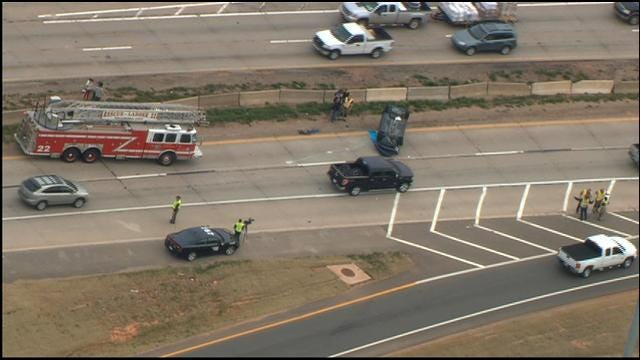Highway Havoc: Car Crashes Plague Oklahoma City Roads