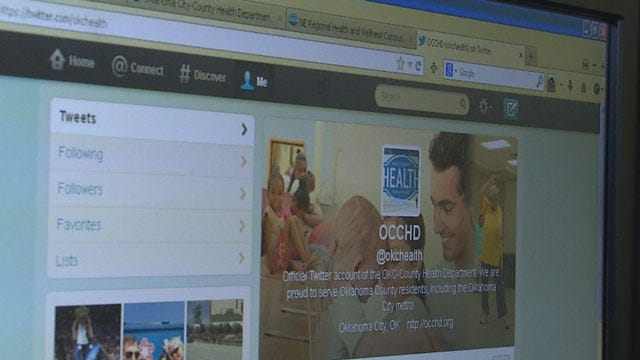 OKC Health Dept. Uses Twitter To Learn About Restaurant Health Issues
