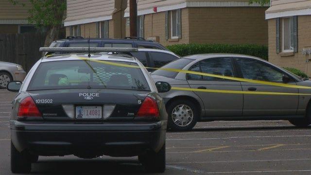OKC Police: Girl Shot, Suspected Gunman Beaten In Street