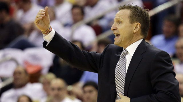 With Russell Westbrook Injured, Problems Glaring For Scott Brooks, Thunder