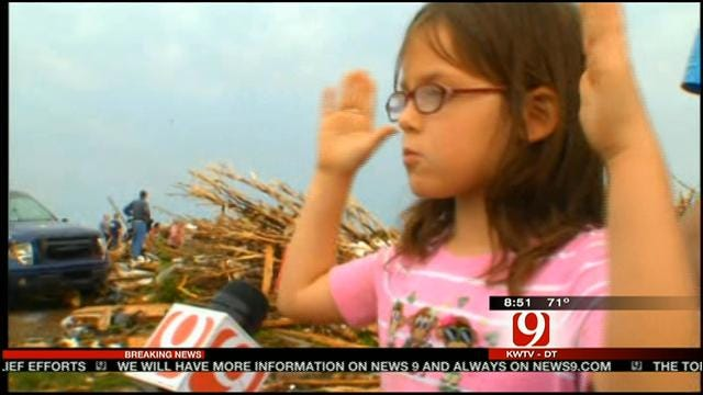 Oklahomans Share Stories Of Survival In Massive Tornado