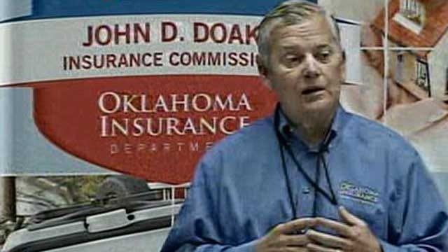OK Insurance Commissioner Talks About Moore Disaster Relief