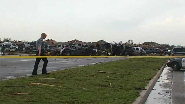 Vision Relief Clinic Extended For Oklahoma Tornado Victims