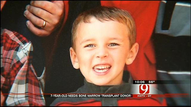 Family Helps 7-Year-Old Newcastle Boy Fight For His Life