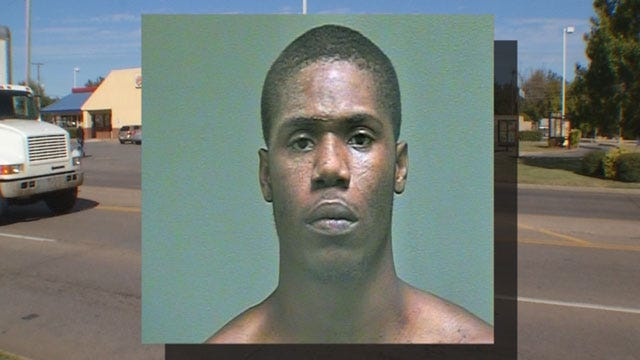 OKC Officer Denied Help From Citizens While Trying To Arrest Suspect