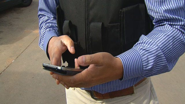 Two OK Law Enforcement Agencies Take Part In 'Tweet-A-Thon'