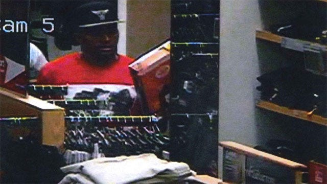 Thieves Use Stolen Credit Card At Midwest City Store