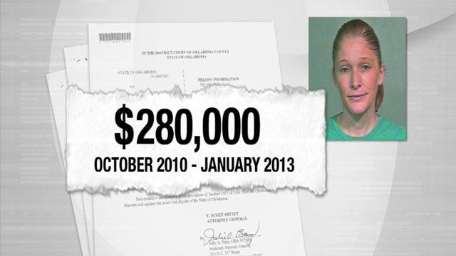Crime And Punishment: The Debate Surrounding Embezzlement In Oklahoma
