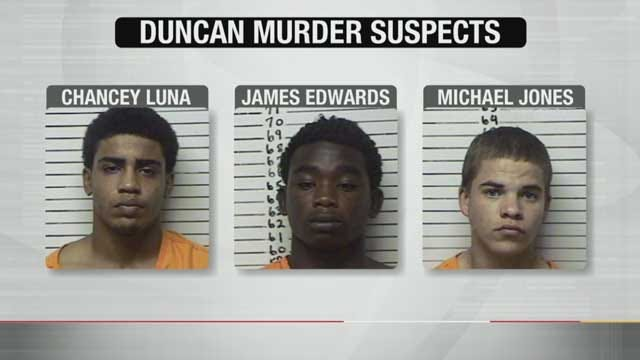 Hearing Delayed For Duncan Teens Charged In Australian Athlete's Murder
