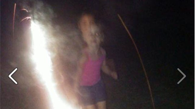Moore Family Sees 'Guardian Angel' In Photo