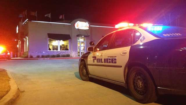 Police: Shooting Victim Shows Up At Norman Restaurant For Help