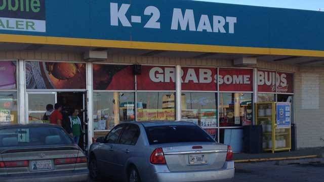 Moore Police Seek Convenience Store Smash And Grab Suspect