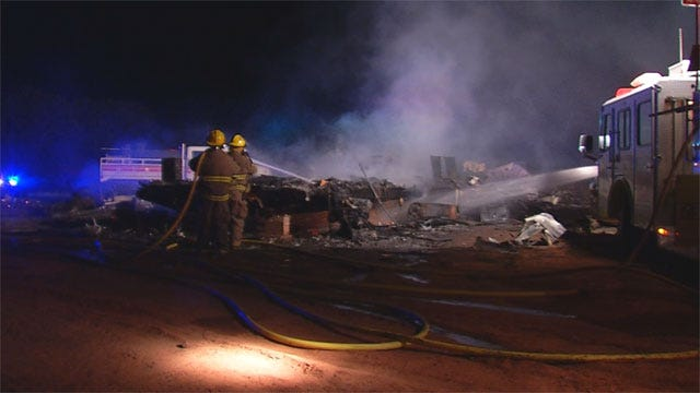Teen Transplant Patient Left Homeless By Luther Fire