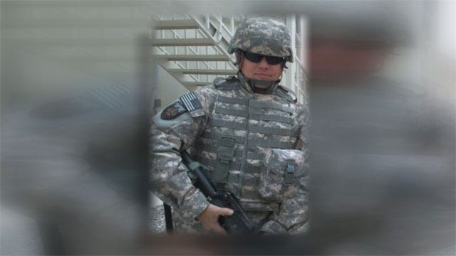 Oklahoma National Guardsman Frustrated, Worried By Government Shutdown