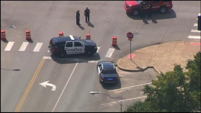 Pottawatomie County Courthouse Cleared After Bomb Threat