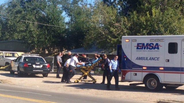 Suspect In Custody Following SW OKC Shooting