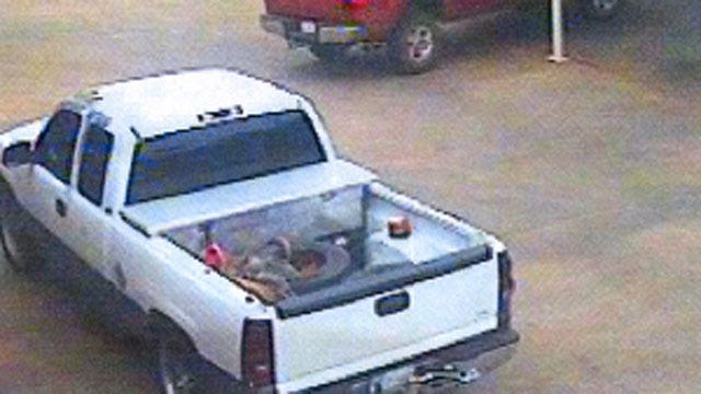 Car-Wash Burglars Caught On Camera In SW OKC