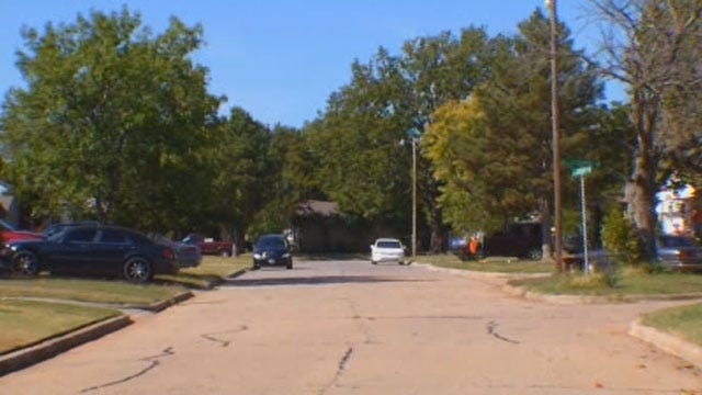 OKC Family Shocked After Pipe Bomb Discovered Near Home