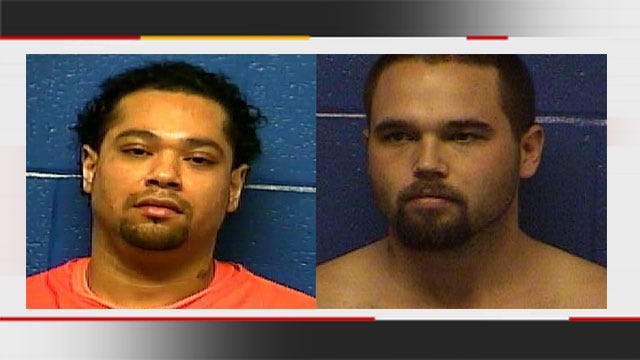 Two Caddo County Escapees In Custody; Two Still On The Run