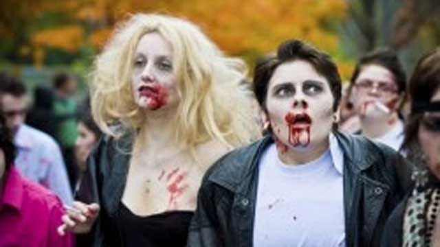 Research Center In OK Says Zombie Myth Has Scientific Roots