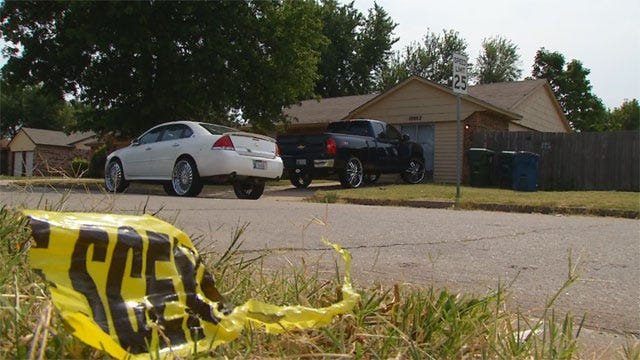 MWC, OKC Police Hunt For Suspects After Fatal Shootings